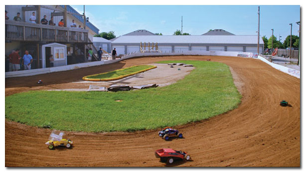 photo of Maryville Raceway in Maryville IL